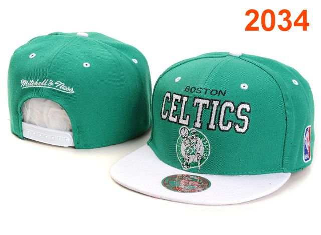 Boston Celtics NBA Snapback Hat PT018
