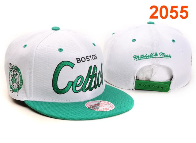 Boston Celtics NBA Snapback Hat PT036