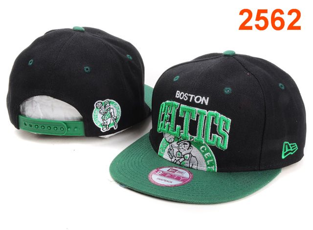 Boston Celtics NBA Snapback Hat PT084