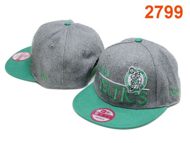 Boston Celtics NBA Snapback Hat PT095
