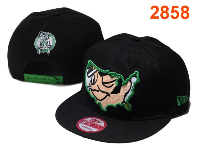 Boston Celtics NBA Snapback Hat PT113