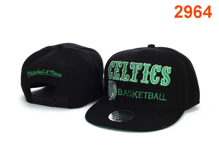 Boston Celtics NBA Snapback Hat PT127
