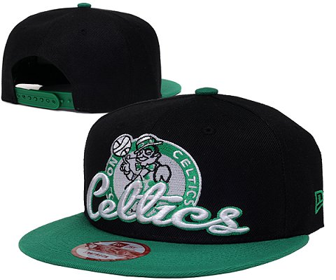 Boston Celtics NBA Snapback Hat SD01