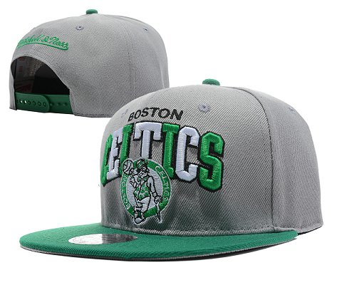 Boston Celtics NBA Snapback Hat SD05