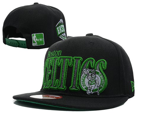 Boston Celtics NBA Snapback Hat SD07