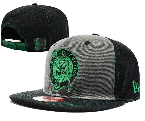Boston Celtics NBA Snapback Hat SD08