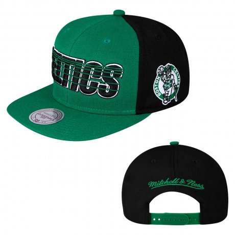 Boston Celtics NBA Snapback Hat SD09