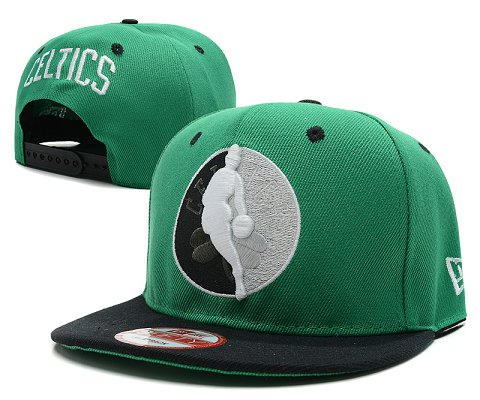 Boston Celtics NBA Snapback Hat SD14