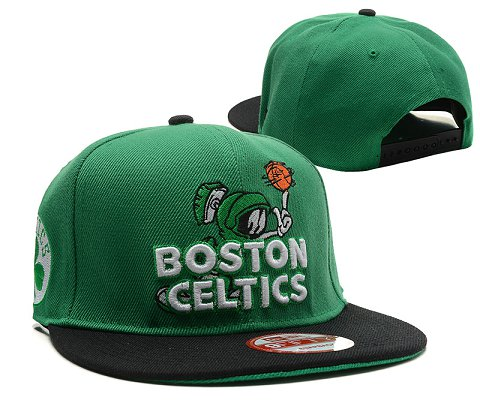 Boston Celtics NBA Snapback Hat SD16