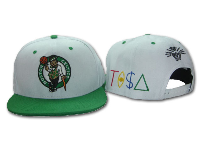 Boston Celtics NBA Snapback Hat SF03
