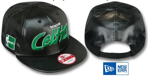 Boston Celtics NBA Snapback Hat SF06