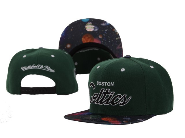 Boston Celtics NBA Snapback Hat SF09