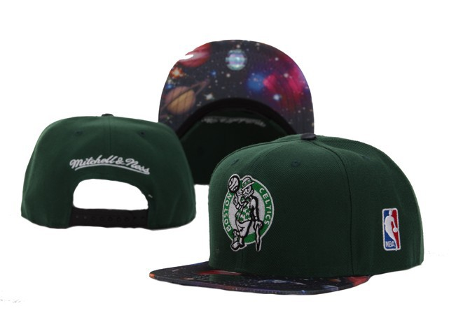 Boston Celtics NBA Snapback Hat SF10