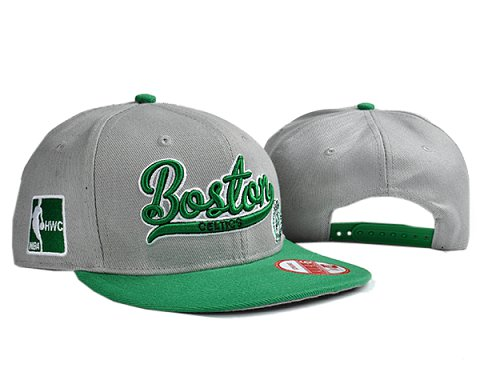 Boston Celtics NBA Snapback Hat TY101