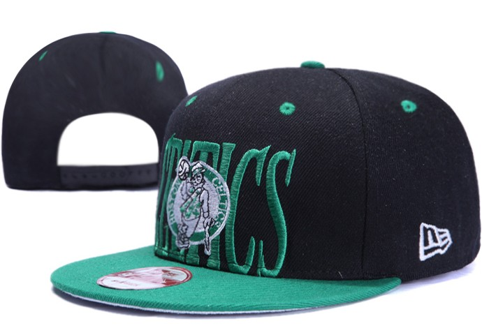 Boston Celtics NBA Snapback Hat XDF021