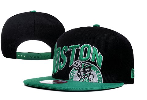 Boston Celtics NBA Snapback Hat XDF080