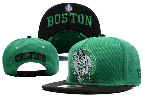 Boston Celtics NBA Snapback Hat XDF100