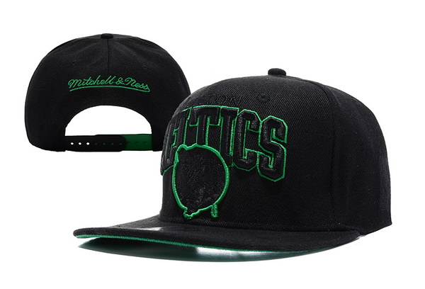 Boston Celtics NBA Snapback Hat XDF101