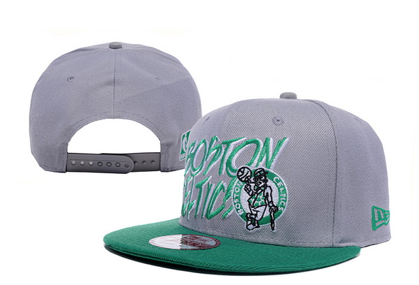 Boston Celtics NBA Snapback Hat XDF109