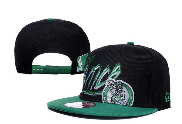 Boston Celtics NBA Snapback Hat XDF110