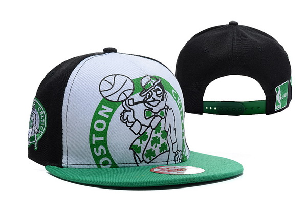 Boston Celtics NBA Snapback Hat XDF157