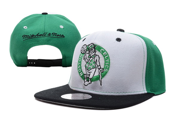 Boston Celtics NBA Snapback Hat XDF168