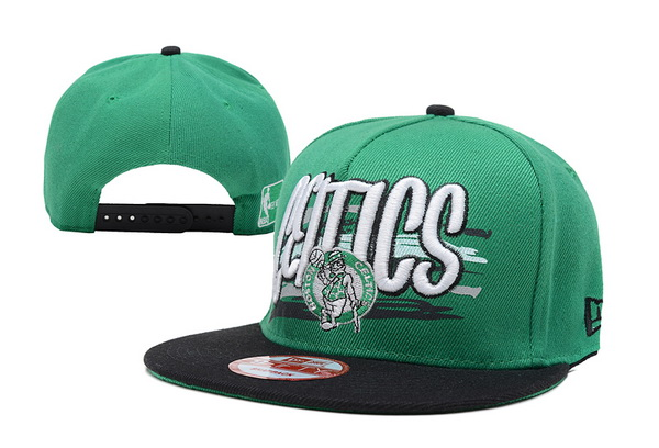 Boston Celtics NBA Snapback Hat XDF179