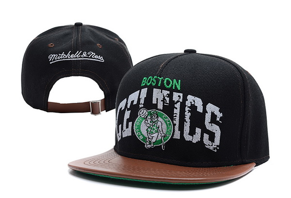 Boston Celtics NBA Snapback Hat XDF240