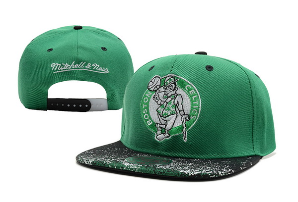 Boston Celtics NBA Snapback Hat XDF263