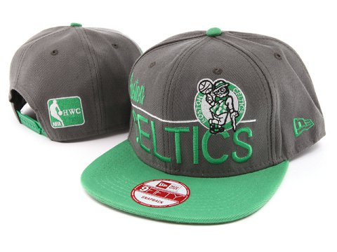 Boston Celtics NBA Snapback Hat YS024