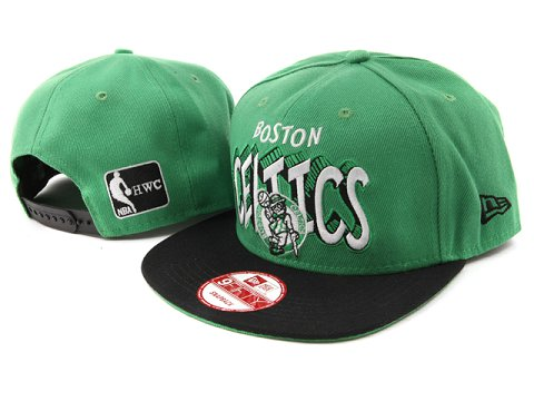 Boston Celtics NBA Snapback Hat YS038