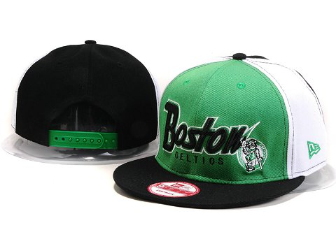 Boston Celtics NBA Snapback Hat YS211