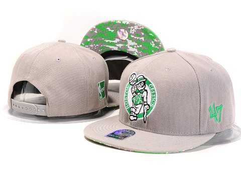 Boston Celtics NBA Snapback Hat YS228
