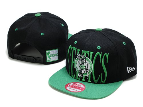 Boston Celtics Snapback Hat LX39