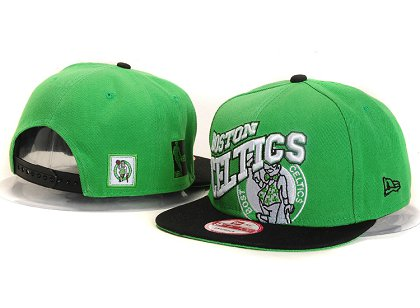 Boston Celtics New Snapback Hat YS E69
