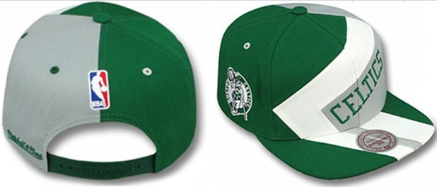 Boston Celtics Snapback Hat gf1