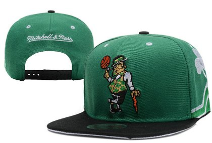 Boston Celtics Hat XDF 150624 41