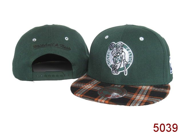 Boston Celtics Snapback Hat SG 3829