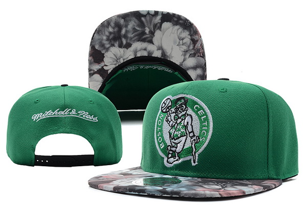 Boston Celtics Snapback Hat XDF 521