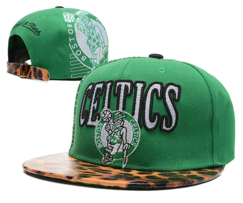 Boston Celtics Snapback Hat DF 0512