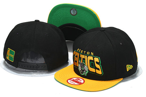 Boston Celtics Snapback Hat YS 0512
