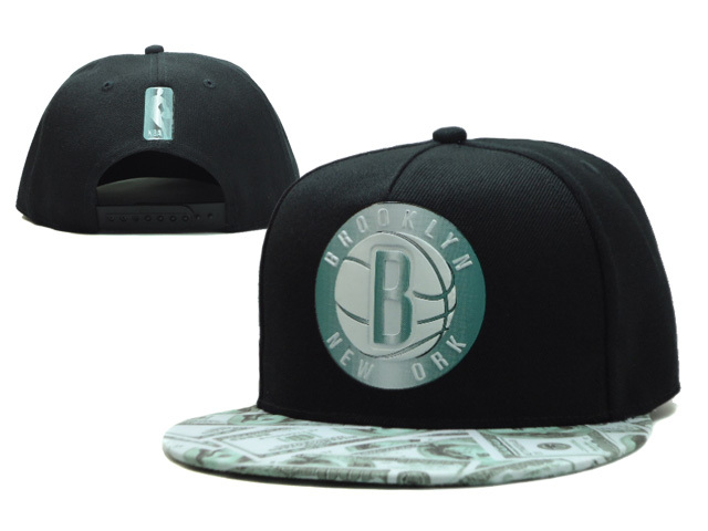Brooklyn Nets Snapback Hat SF 0606