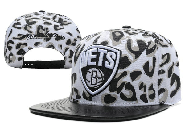 Brooklyn Nets Snapback Hat XDF