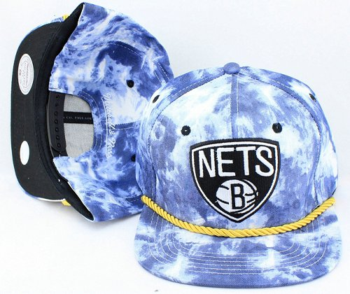 Brooklyn Nets Snapback Hat JT 14