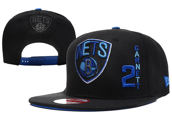 Brooklyn Nets Snapback Hat XDF 10