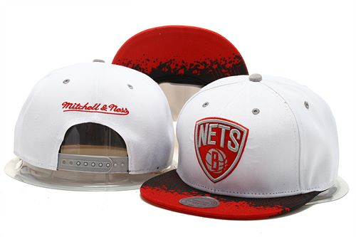 Brooklyn Nets Hat 0903 (1)