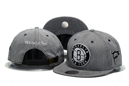 Brooklyn Nets Hat 0903 (2)