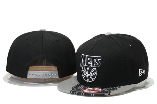 Brooklyn Nets Snapback Black Hat 2 GS 0620