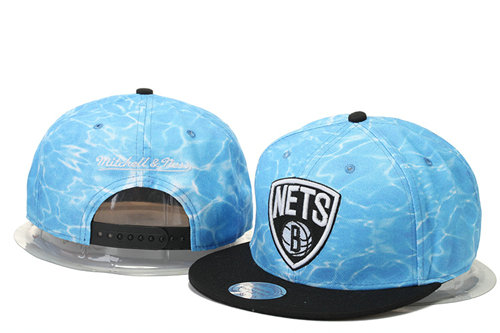 Brooklyn Nets Snapback Hat 1 GS 0620