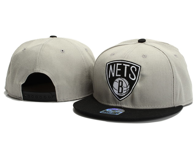 Brooklyn Nets 47 Brand Snapback Hat YS13